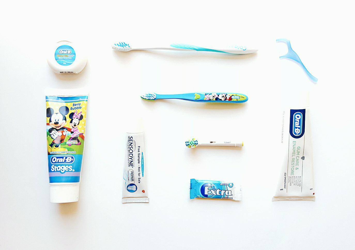 Only brush the teeth you want to keep – Dr  Jessica